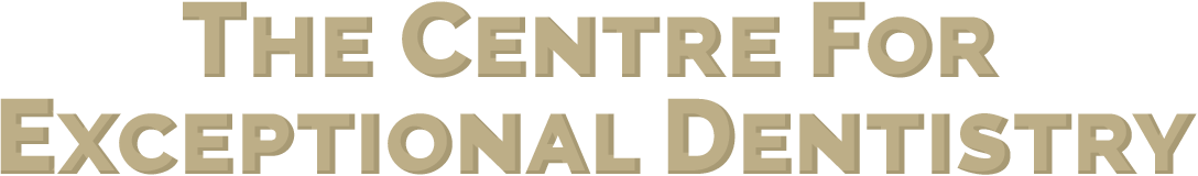 centre for exceptional dentistry logo